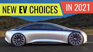 Your NEW Electric Car Choices in 2021 | Tesla Rivals