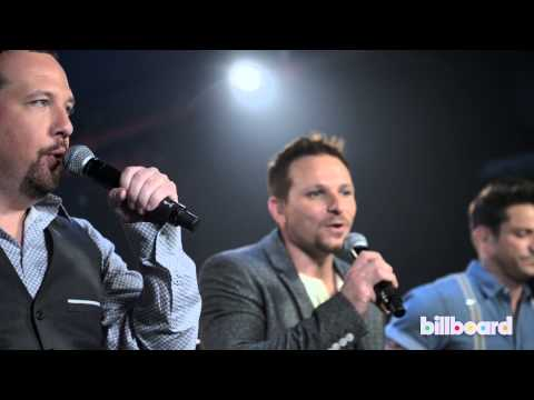 """98 Degrees Performs """"Because Of You"""""""