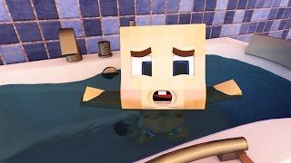 Minecraft: WHO'S YOUR DADDY?! - O BEBÊ MORREU AFOGADO!!