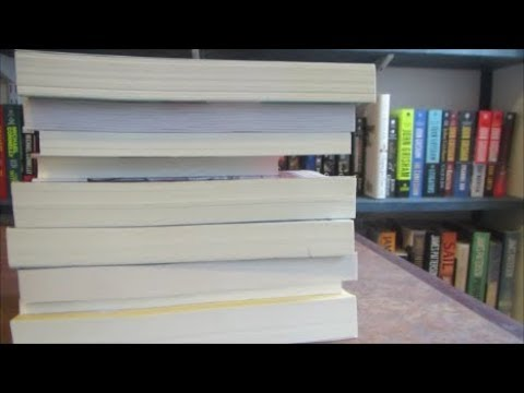 Josh's Book Haul: First Visit to Little City Books