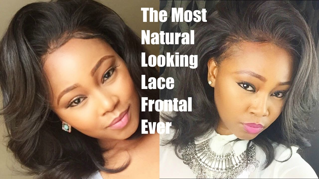 Bad lace front wigs with baby hair