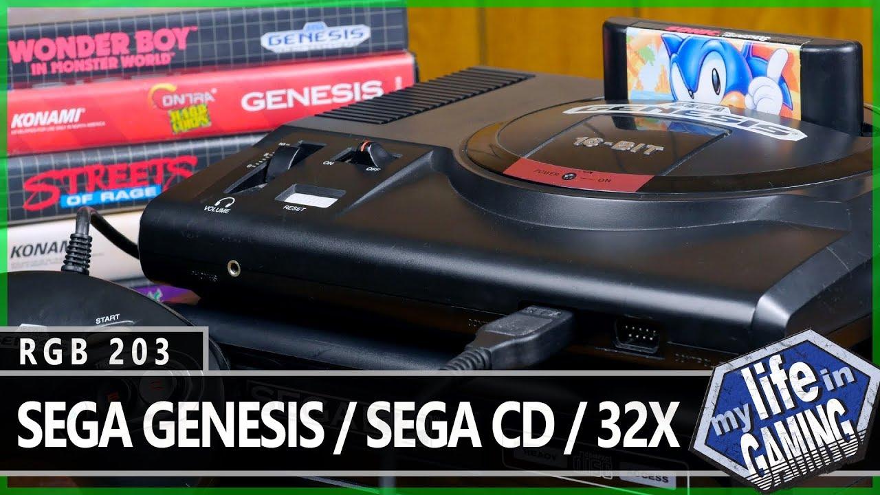 Sega SCART cables