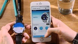 Android Wear mit iOS: Google-Uhren mit dem iPhone verwenden - Test - GIGA.DE