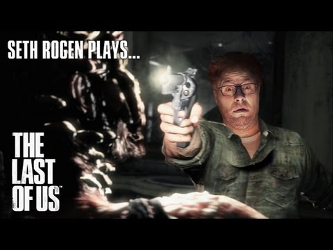 Seth Rogen Plays The Last of Us