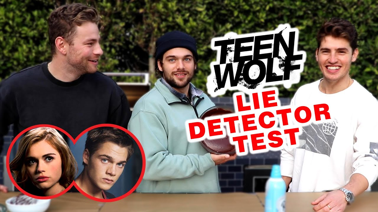 Download Teen Wolf Lie Detector Test (w. Dylan Sprayberry) | Gregg and Cameron