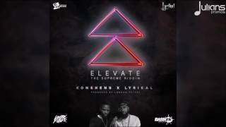 "Konshens & Lyrikal - Elevate (The Supreme Riddim) ""2017 Soca"" (Prod. By London Future)"