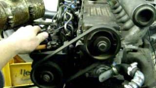 Volvo 240 / VW LT 6 cilinder diesel