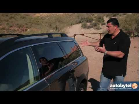 2012 Volvo XC70 Station Wagon Test Drive & Car Review