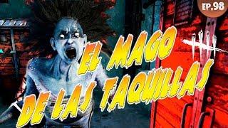 🚪🚪 EL MAGO DE LAS TAQUILLAS 🚪🚪  | DEAD BY DAYLIGHT GAMEPLAY ESPAÑOL | DBD PC XBOX PS4 |