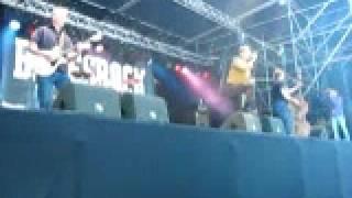 Legendary Shack Shakers: Iron Lung Oompah Bluesrockfestival Tegelen 2009