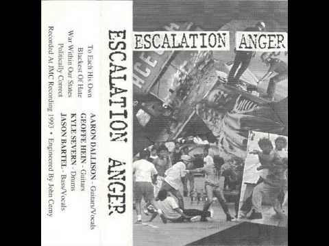 Escalation Anger - 1993 Demo FULL