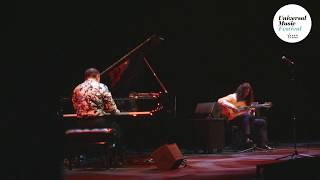 UNIVERSAL MUSIC FESTIVAL 2017 - Michel Camilo y Tomatito