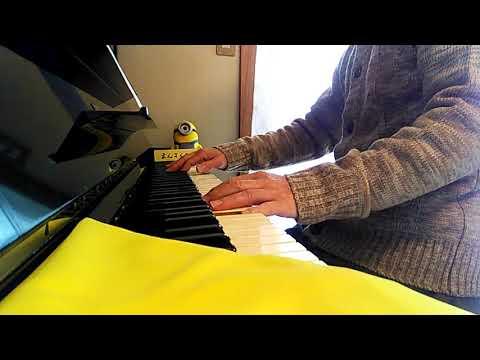 まんさくの花/山内惠介 フルバージョンをピアノで弾いてるのはTatsuya
