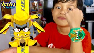 Jam Legend Hero Bisa Berubah Bentuk Hero Piece Keren..!!!