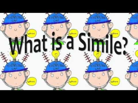 Ms Williams Simile Lesson
