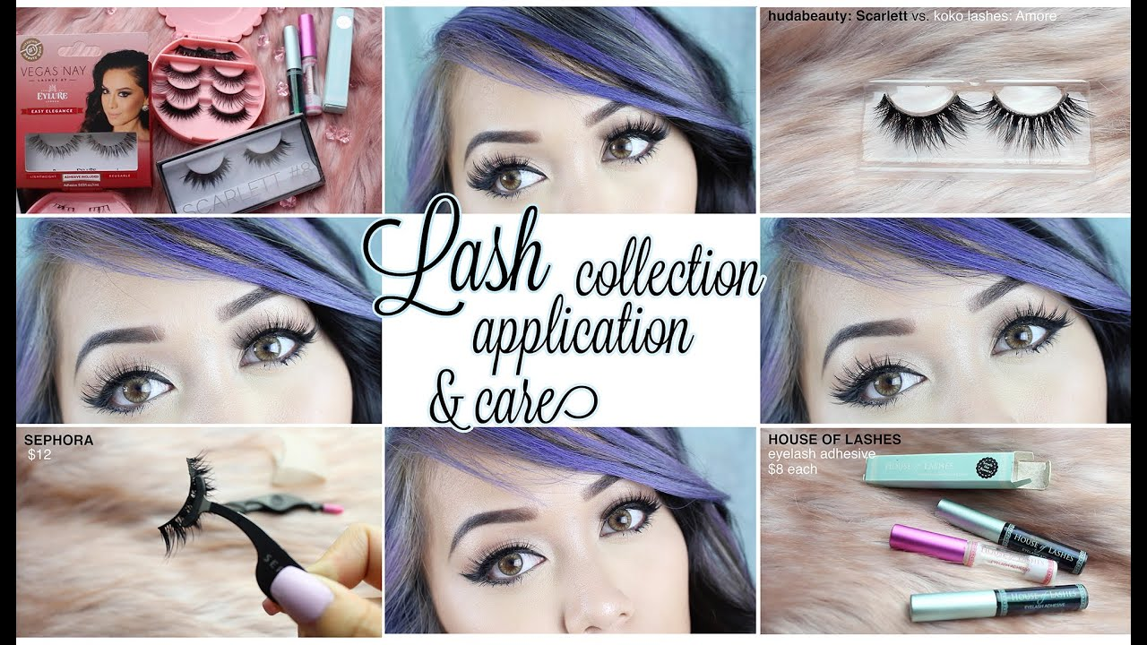 d079716bf1d Lashes 101: collection, stacking, application, & care ♥ -  beautybyjuliannemng