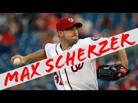 Max Scherzer 2017 Highlights [HD]