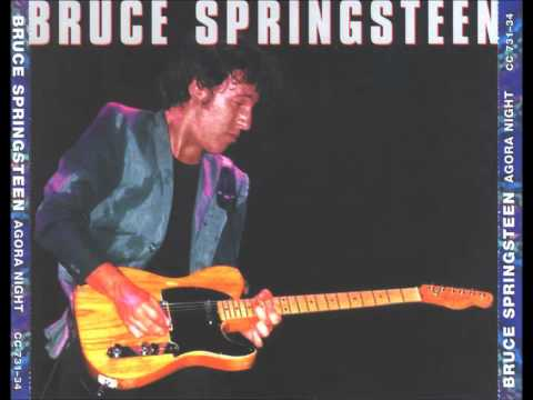 Bruce Springsteen and the E Street Band, Live at the Agora (Cleveland) 9th August 1978 and Interview