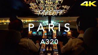 TakeOff Paris   Cockpit View 4K