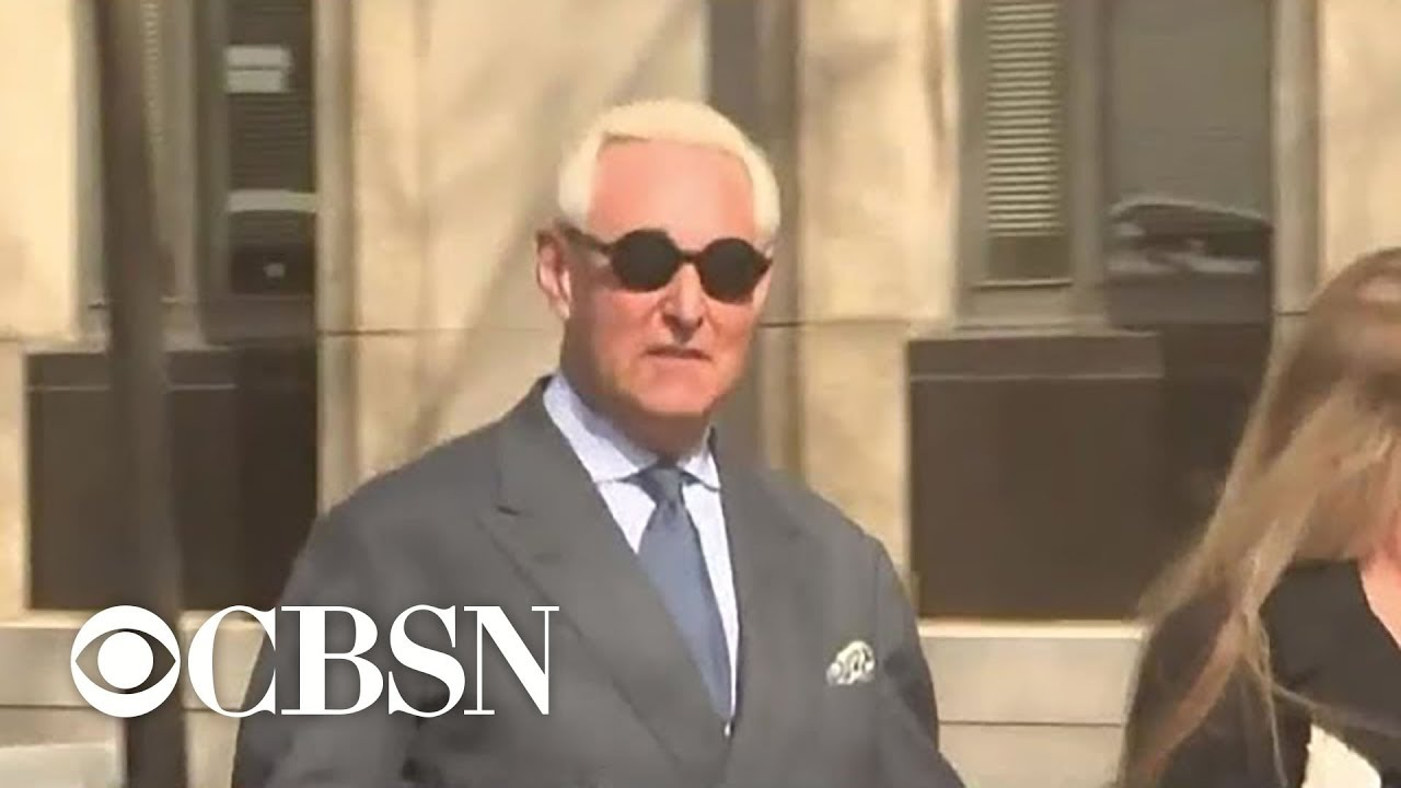 """Roger Stone admits he """"abused"""" judge's gag order"""