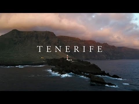 TENERIFE - Drone