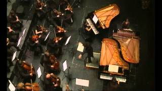 Mozart - Concerto for 3 Pianos and Orchestra K. 242, part 1
