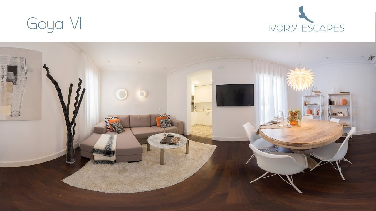 Goya Vi Apartamento De Lujo Con Terraza En Pleno Barrio Salamanca Madrid