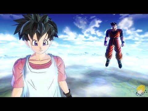 Dragon Ball Xenoverse 2 : Future Gohan Meets Videl, Dabura & Majin Buu Story DLC