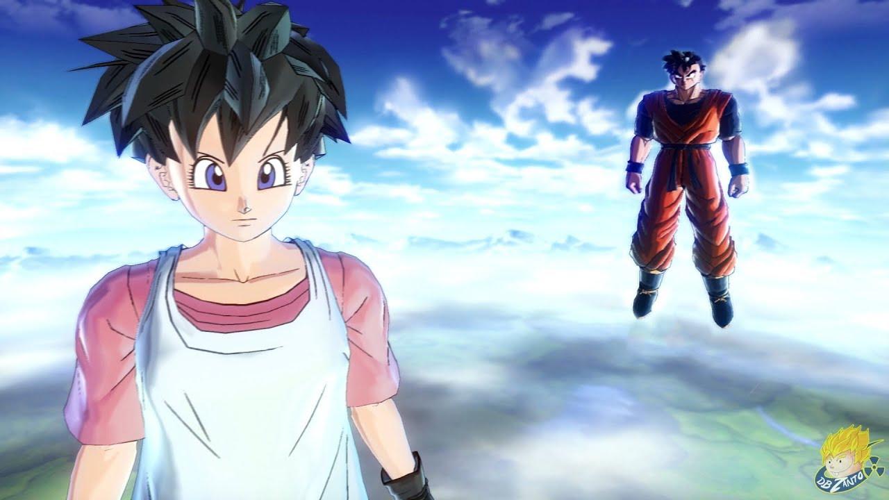 Dragon Ball Xenoverse 2 : Future Gohan Meets Videl, Dabura ...   1280 x 720 jpeg 99kB