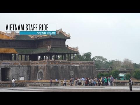 Vietnam Trip; New Nasher Exhibit: The Week at Duke in 60 Seconds