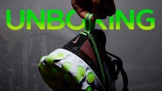 Unboxing и обзор кроссовок Nike React Element 87