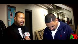 Mack 10 - Channel A TV Backstage Interview with RJ