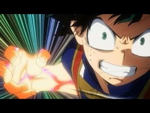 【我的英雄學院】第二季 10 綠谷出久 VS 轟焦凍【Boku No Hero Academia】 - YouTube