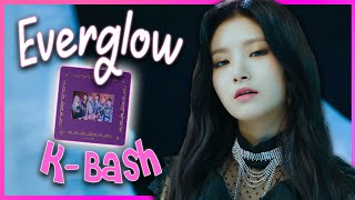 Gambar cover K-Bash: EVERGLOW 'Reminiscence' First Listen/Reaction