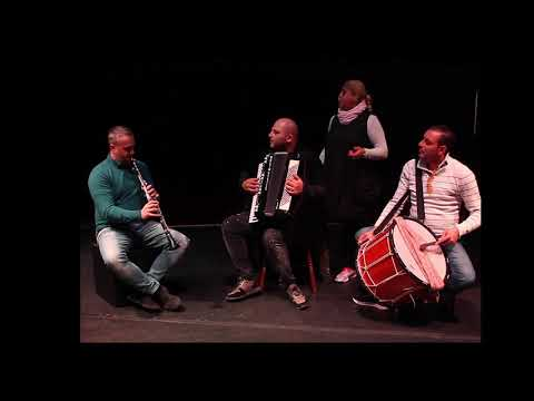Mladen Mladenov Quartet