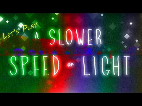 A Slower Speed of Light - MIT Game Lab Relativity Engine
