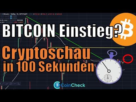 Bitcoin erreicht Meilenstein - Zeit zum Einstieg? China Mining Verbot | Cryptoschau 10.04.2019