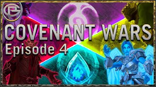 The Most Obnoxious Covenant Ability? Paladin and Rogue - Covenant Wars 4