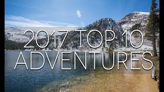 10 Best California Adventures in 2017
