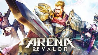 ARENA OF VALOR NEW NAME CHANGE FROM STRIKE OF KINGS