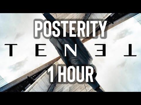 TENET MAIN THEME – POSTERITY (1 HOUR LOOP)