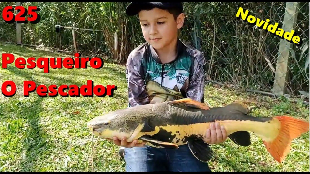 Conheça o Pesqueiro O Pescador no interior do Paraná - Fishingtur 625