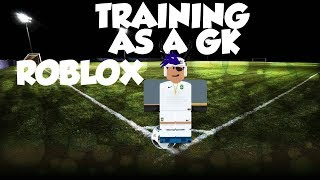 Training In Roblox As a GK ft. PeleOffical, Gerges125 And Internven