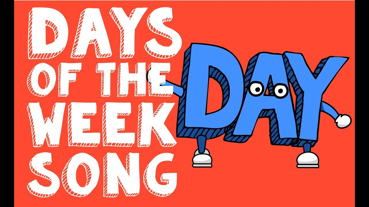 youtube days of the week