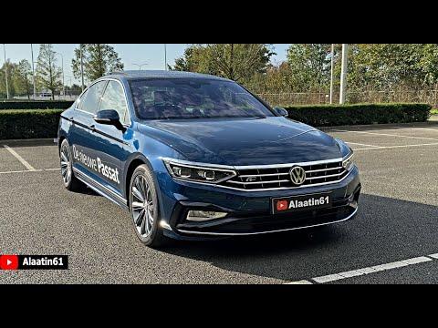 2021 NEW Volkswagen Passat - R Line FULL REVIEW Interior Exterior Infotainment