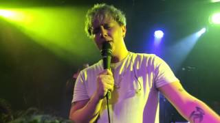 Nothing But Thieves - Amsterdam, live at Dingwalls, Camden, 24/05/2017