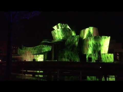 Museo Guggenheim Bilbao 20 aniversario