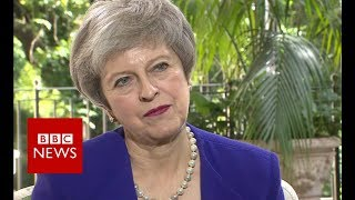 Brexit: Theresa May says she is focused on Commons vote - BBC News