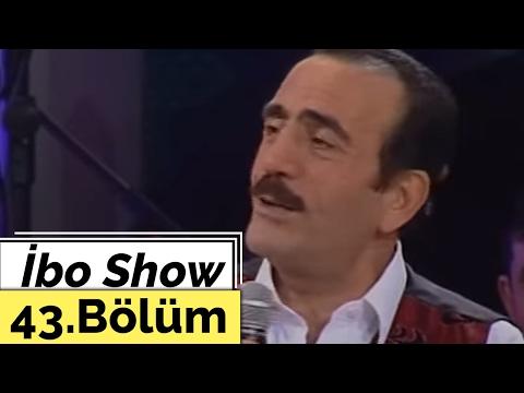 İbo Show - 43. Bölüm (Onur Akın - Hüsnü Şenlendirici - Mustafa Keser) (2005)