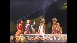 Wayang Golek Bodor - Cepot Tatarucingan